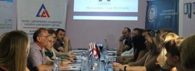 A business delegation from Latvia was visiting Batumi by invitation of